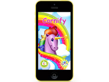 Cornify iPhone App