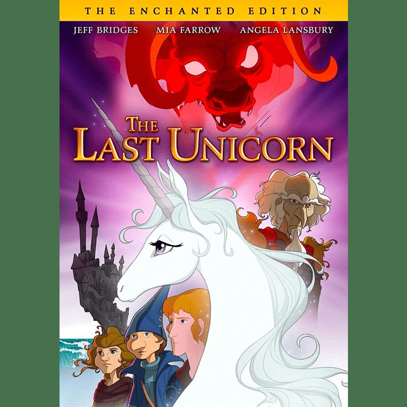 The Last Unicorn movie