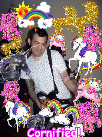 Crazy best glad happy jolly unicorn