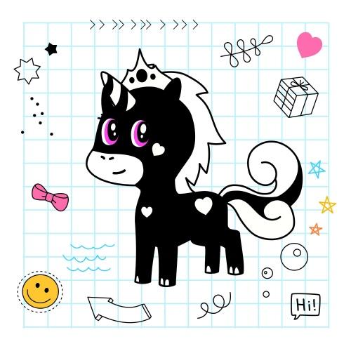 Best friend of Prasiddhi who designs amazing unicorns.