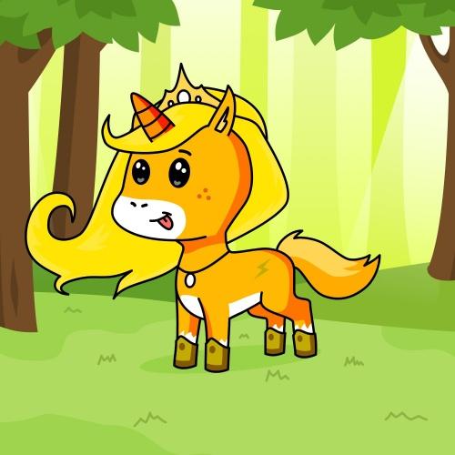 Best friend of ılgım who designs amazing unicorns.