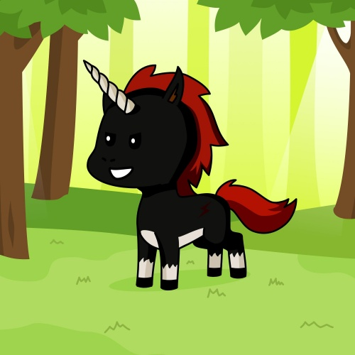 Best friend of Fatima who designs amazing unicorns.