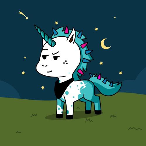Best friend of Natalie who designs amazing unicorns.