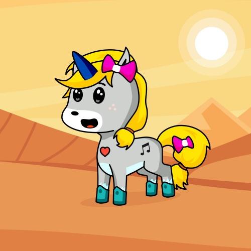 Best friend of Nana who designs amazing unicorns.
