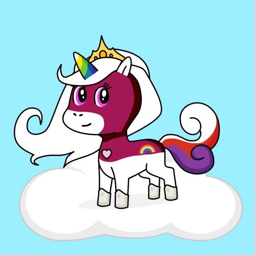 Best friend of Ramaa who designs amazing unicorns.