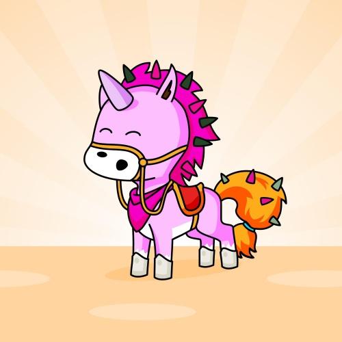 Best friend of Riley who designs amazing unicorns.
