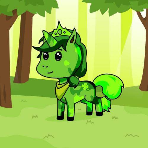 Best friend of 123 who designs amazing unicorns.