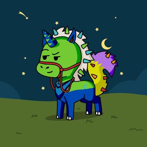 Best friend of Joel who designs amazing unicorns.