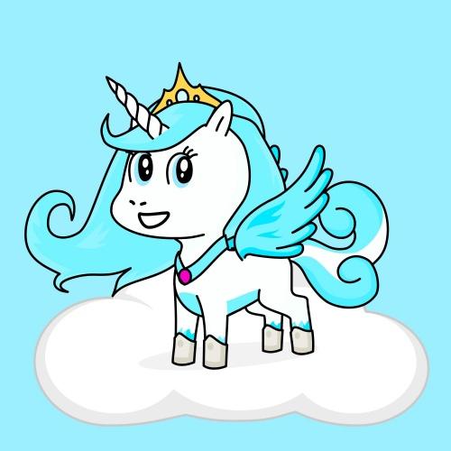 Best friend of Deborah  who designs amazing unicorns.