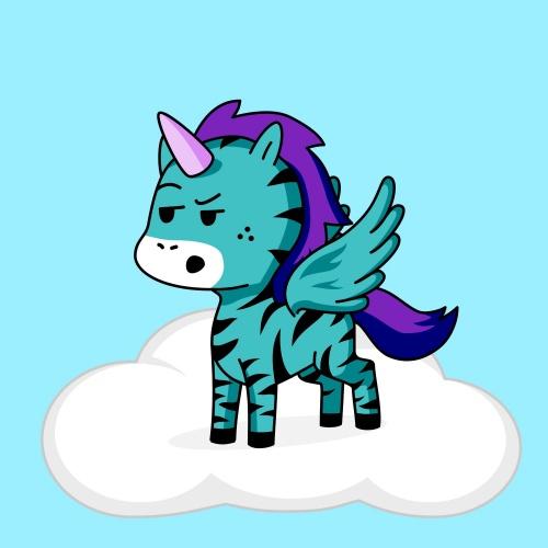 Best friend of Joan who designs amazing unicorns.