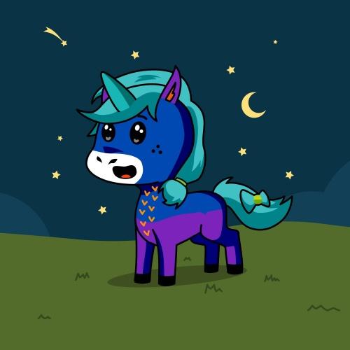 Best friend of layal who designs amazing unicorns.