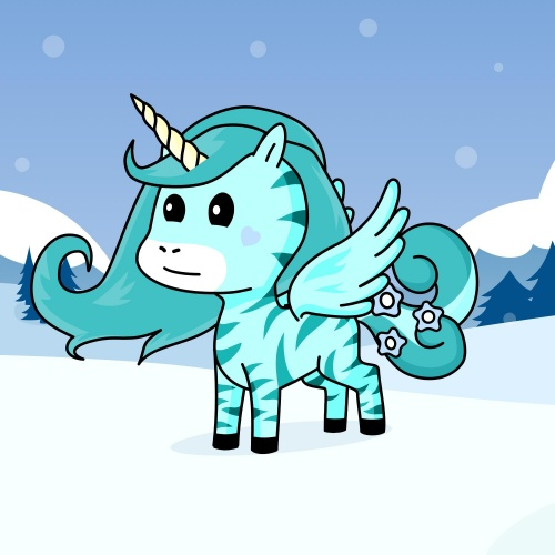 Best friend of Ella who designs amazing unicorns.