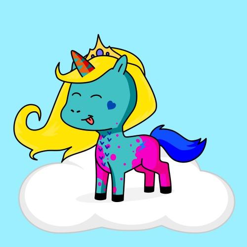 Best friend of yyy who designs amazing unicorns.