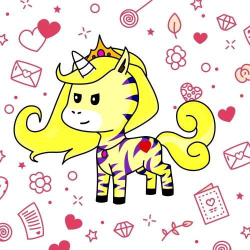 Best friend of Eevee-chan who designs amazing unicorns.