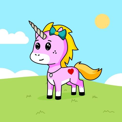 Best friend of Srin who designs amazing unicorns.
