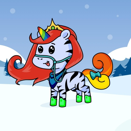 Best friend of Roxy who designs amazing unicorns.