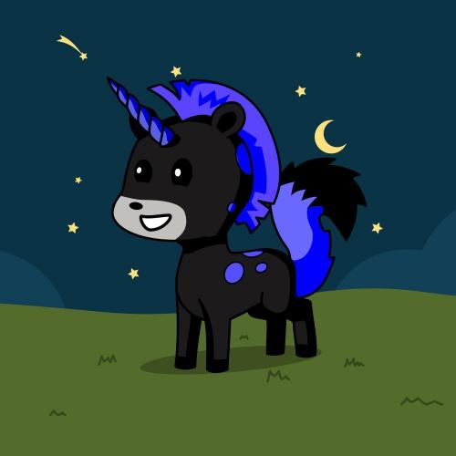 Best friend of Star who designs amazing unicorns.