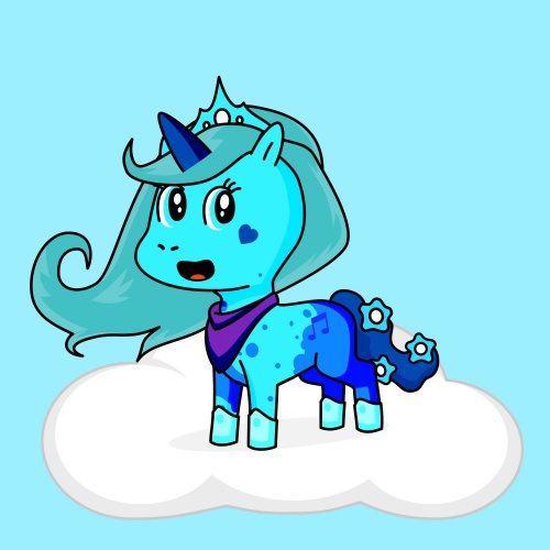 Best friend of Lithi who designs amazing unicorns.
