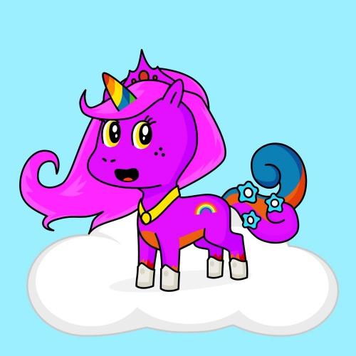 Best friend of Love who designs amazing unicorns.