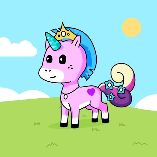 Best friend of Ananya who designs amazing unicorns.