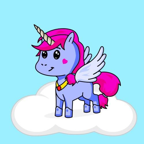 Best friend of You who designs amazing unicorns.
