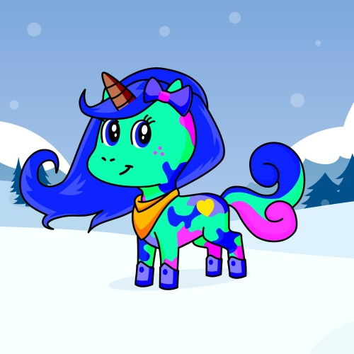 Best friend of Lol who designs amazing unicorns.