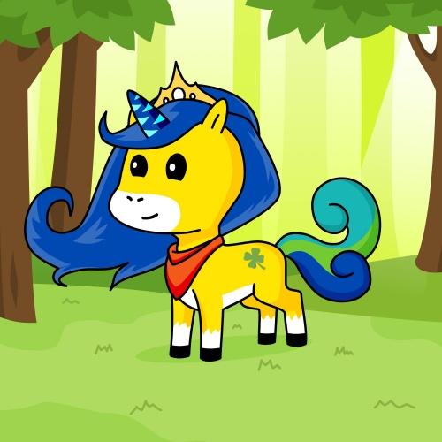 Best friend of Freddie who designs amazing unicorns.