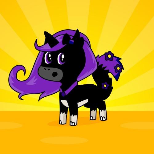 Best friend of Luna who designs amazing unicorns.