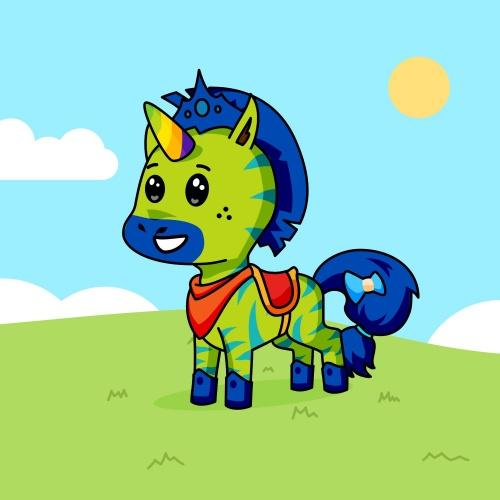 Best friend of jo who designs amazing unicorns.