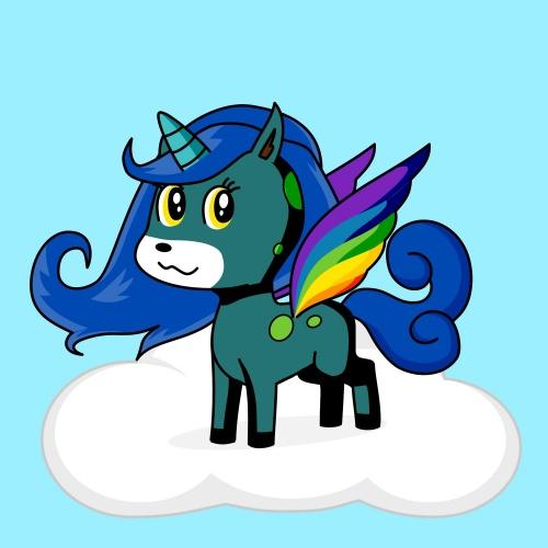 Best friend of ысмм who designs amazing unicorns.