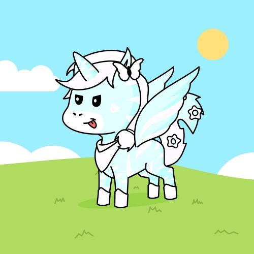 Best friend of ki who designs amazing unicorns.