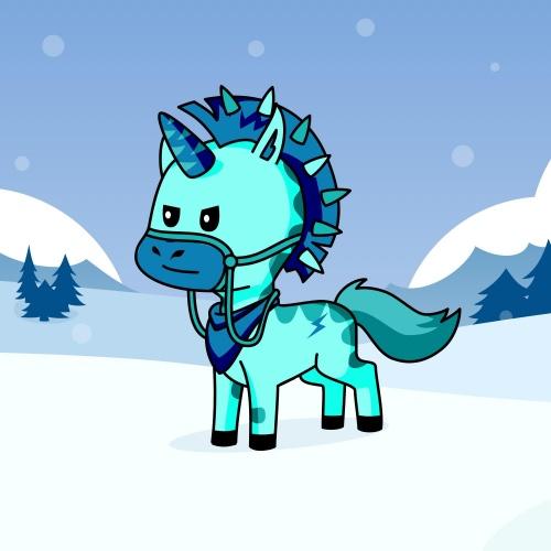 Best friend of mac who designs amazing unicorns.