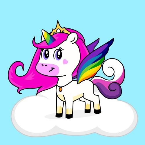 Best friend of Tiara who designs amazing unicorns.