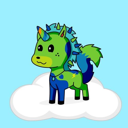 Best friend of ramboo who designs amazing unicorns.