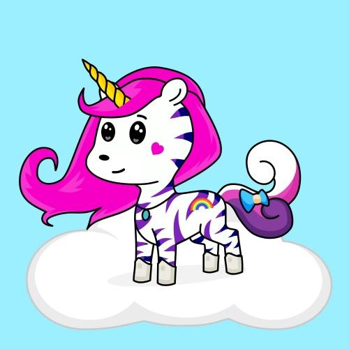 Best friend of May who designs amazing unicorns.