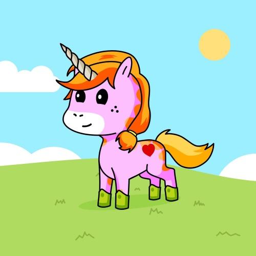 Best friend of Thoon who designs amazing unicorns.