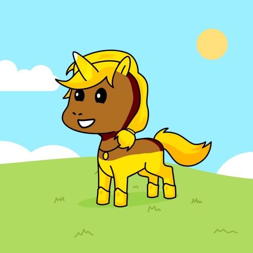 Best friend of rainbow high lol surprise cornify girl who designs amazing unicorns.
