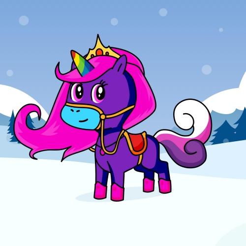 Best friend of anita who designs amazing unicorns.