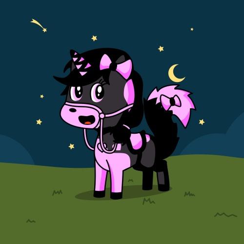 Best friend of IRON HEART who designs amazing unicorns.