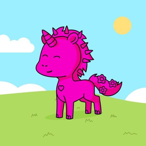Best friend of litah who designs amazing unicorns.
