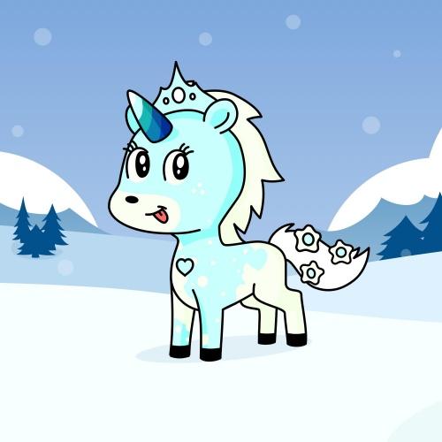 Best friend of liyah who designs amazing unicorns.