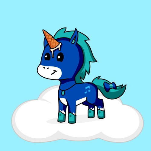 Best friend of Sunny who designs amazing unicorns.
