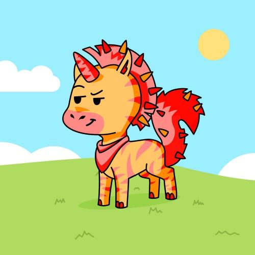 Best friend of Kate :) who designs amazing unicorns.