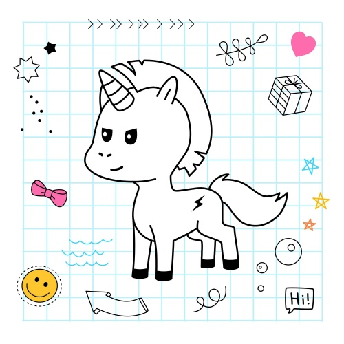 Best friend of Unicorn Trigger who designs amazing unicorns.