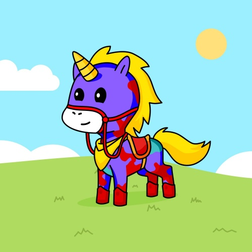 Best friend of Unicorn Orb who designs amazing unicorns.
