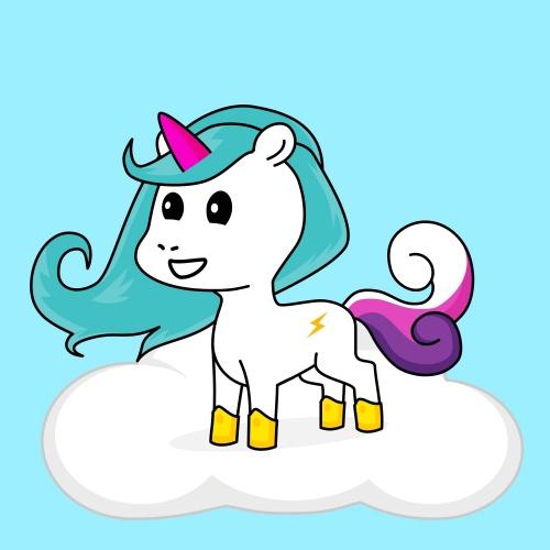 Best friend of swara who designs amazing unicorns.