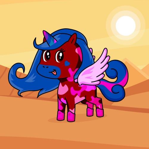 Best friend of JANNUSHA OFFICAL who designs amazing unicorns.