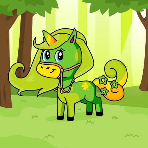 Best friend of Lovely Abigail who designs amazing unicorns.