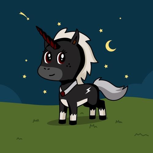 Best friend of Abigail makes alot who designs amazing unicorns.