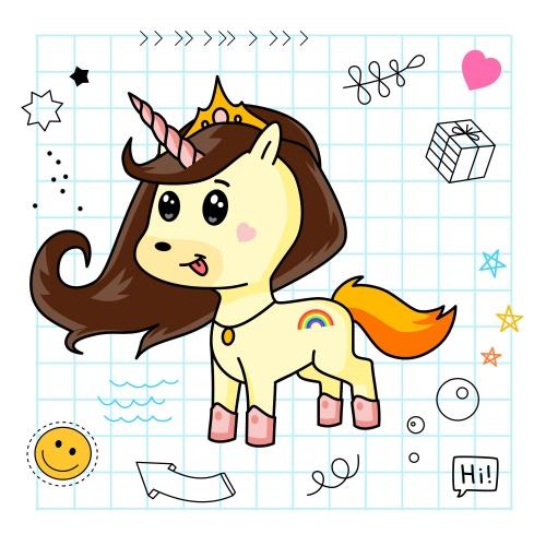 Best friend of Cornify Love who designs amazing unicorns.